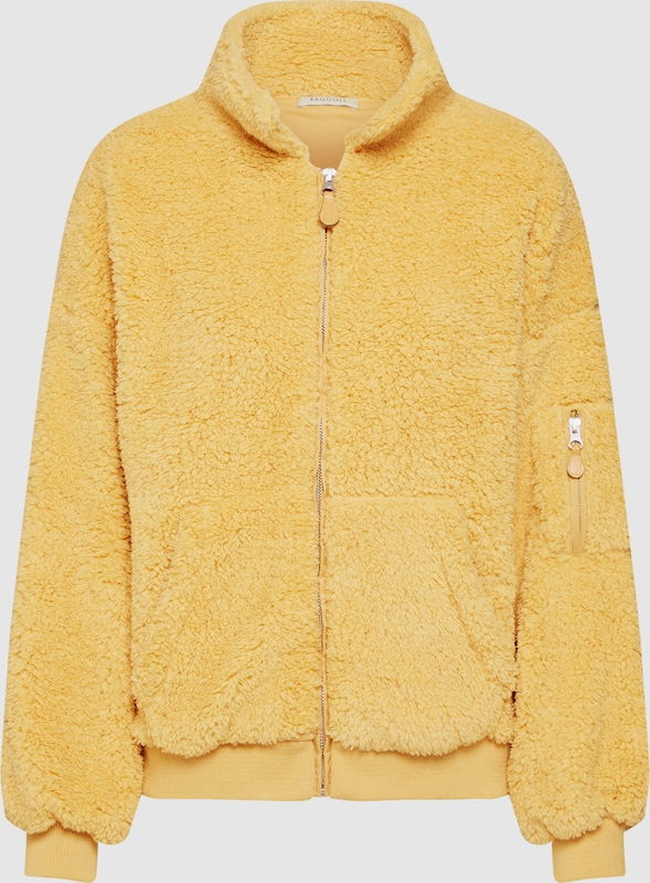 Ragdoll LA Jacke 'Teddy' in gelb gelb gelb  Neuer Aktionsrabatt 4c7cca