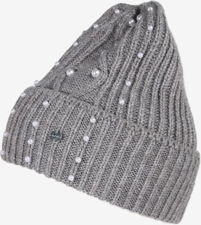 ESPRIT Mütze in grau / silber, Produktansicht