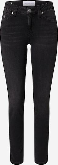 Jeans Calvin Klein Jeans pe negru, Vizualizare produs