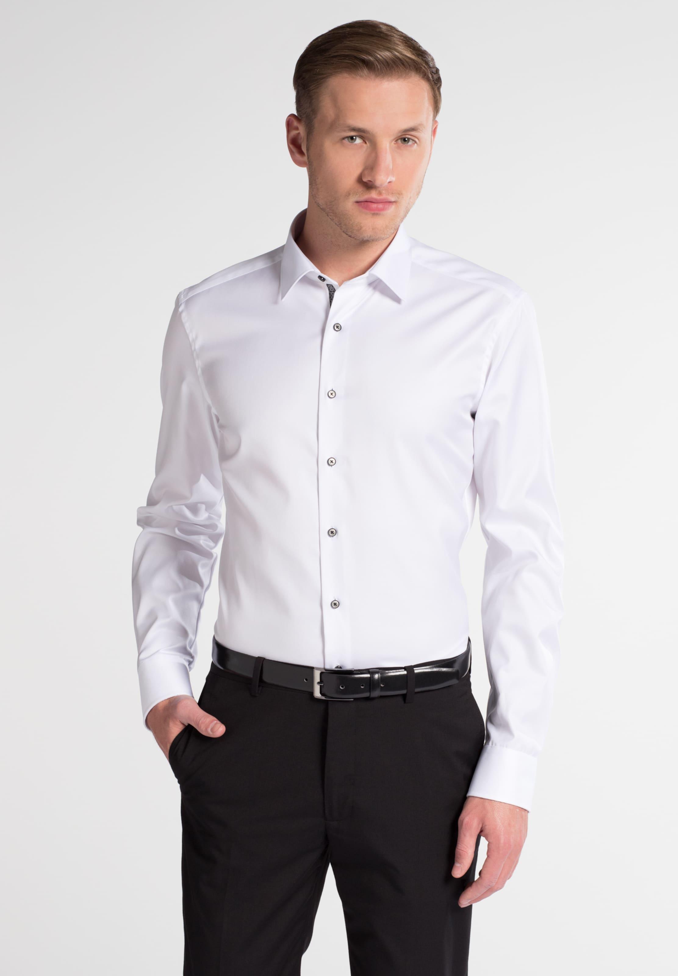 Hemd Eterna In Weiß Eterna Weiß In In Hemd Eterna Hemd CordeBWx