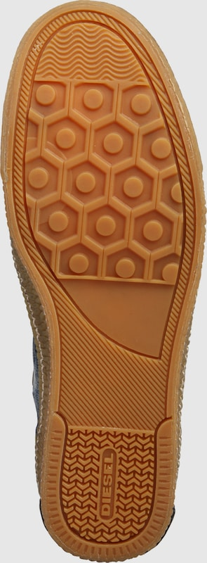 Haltbare Mode billige Schuhe DIESEL | Knöchelhohe Denim-Sneaker 'Magnete' Schuhe Gut getragene Schuhe