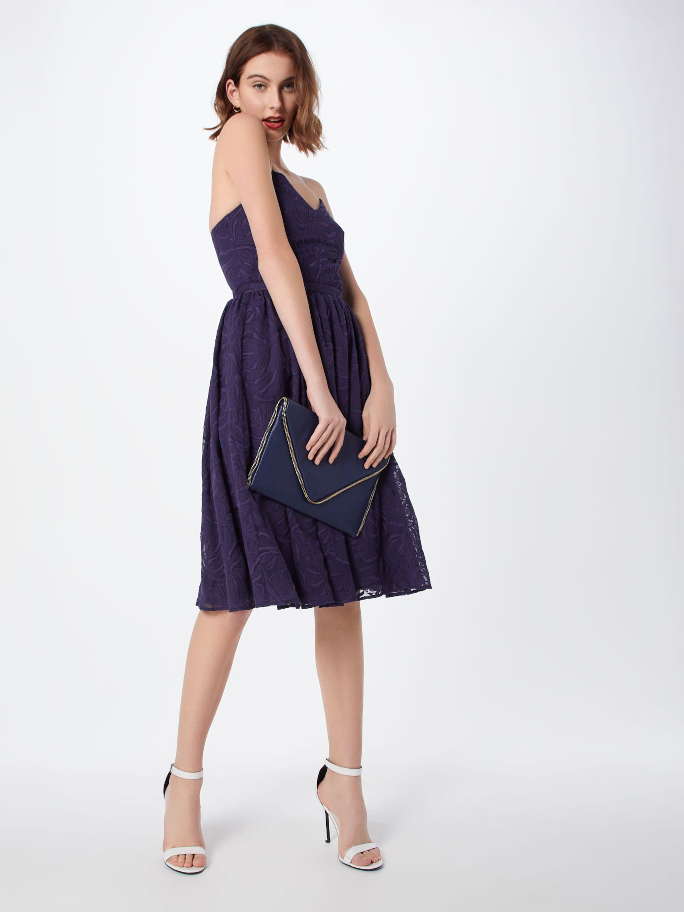 Sessun In Violettblau Sessun Kleid In Kleid TK1uFclJ3