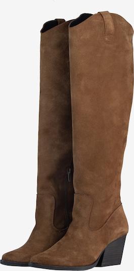 BULLBOXER Western Stiefel in braun, Produktansicht