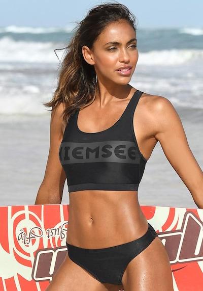 CHIEMSEE Bikini in schwarz, Produktansicht