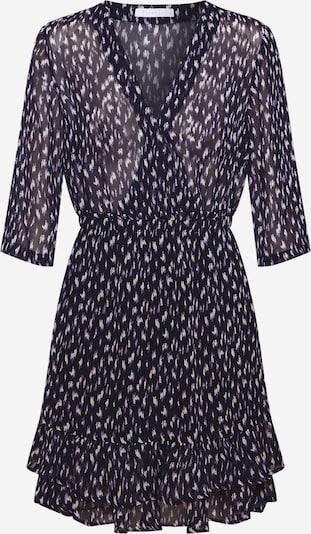 Freebird Robe 'Emily' en violet / noir, Vue avec produit