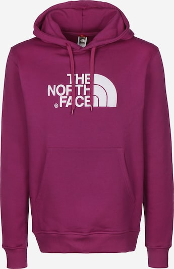 THE NORTH FACE Hoodie 'Drew Peak' in pflaume, Produktansicht