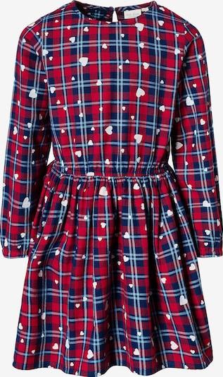 myToys-COLLECTION Kleid in blau / rot, Produktansicht