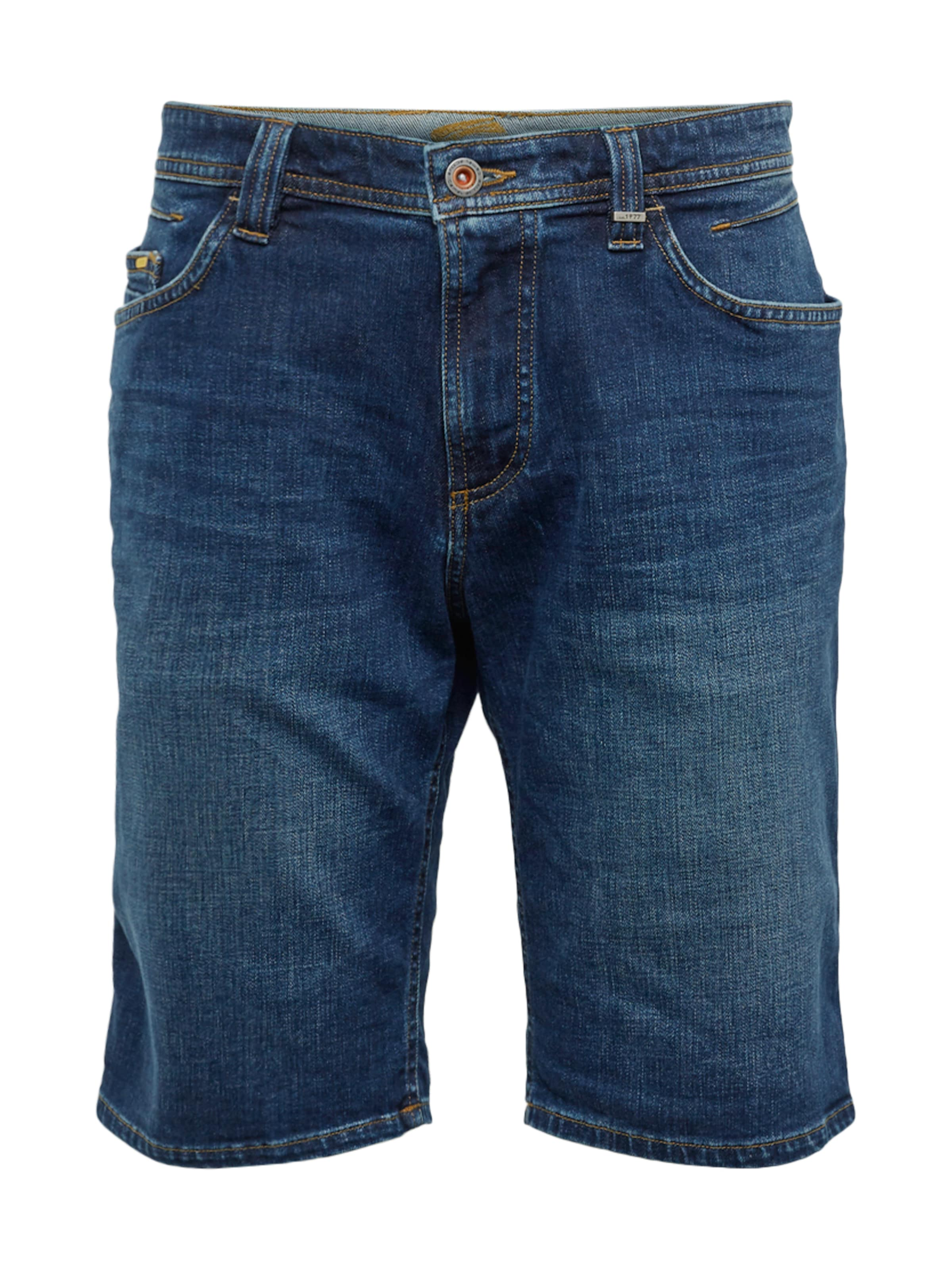 Active 'shorts' Camel En Pantalon Bleu Denim HTgqa1