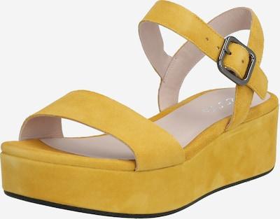 ECCO Sandalen in gelb, Produktansicht
