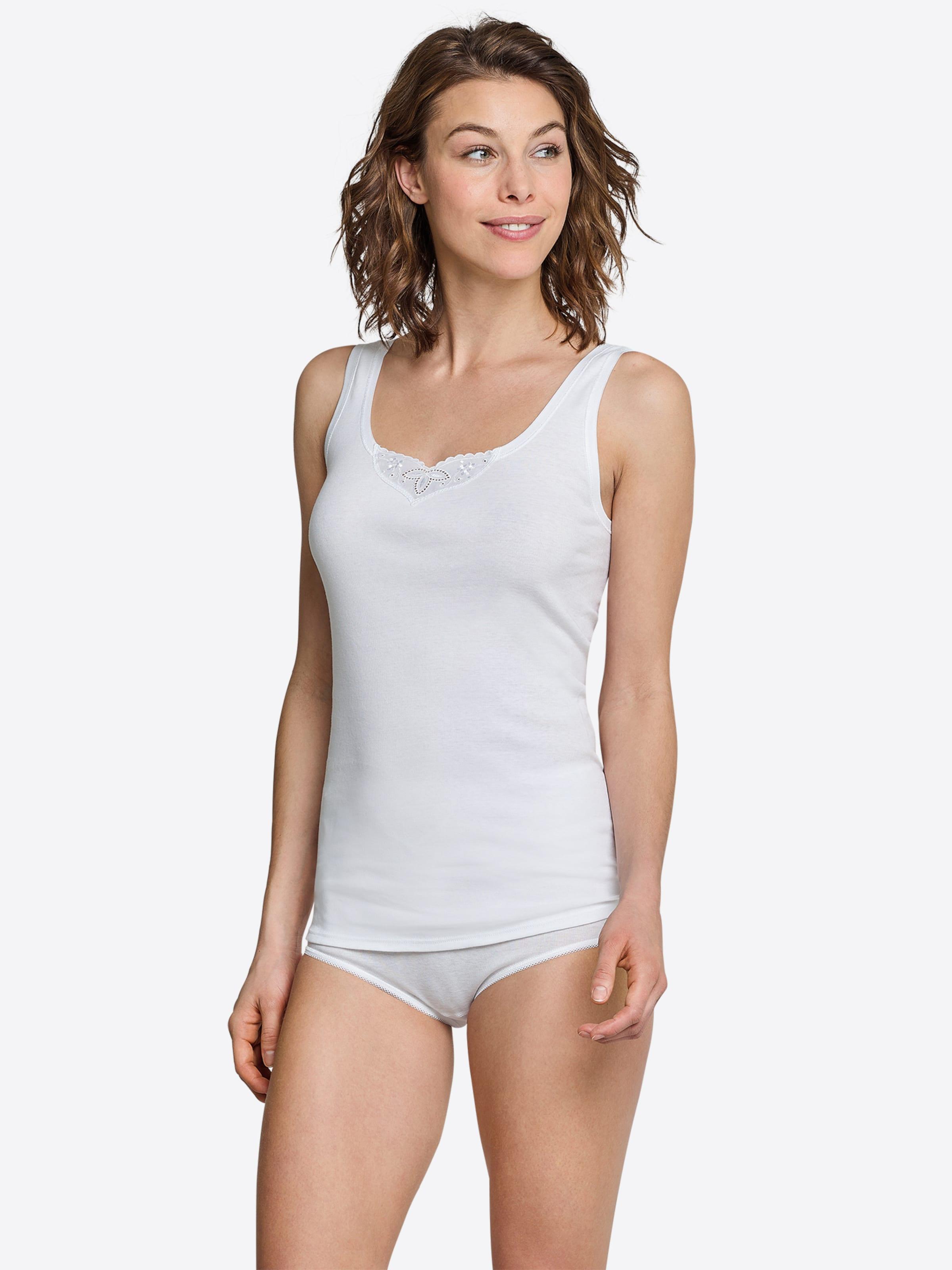 Weiß Schiesser In Unterhemd Schiesser In Weiß Unterhemd Schiesser Unterhemd In jRc5Lq43AS