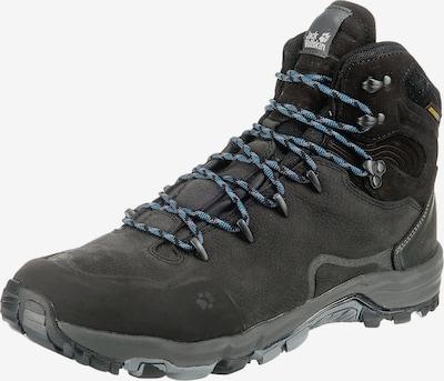 JACK WOLFSKIN Trekkingstiefel 'Altiplano Prime Texapore Mid' in grau / schwarz, Produktansicht