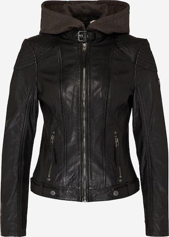 Gipsy Between-season jacket 'Casey' in Black