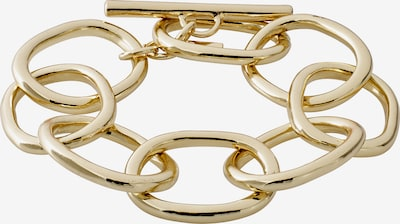 Pilgrim Armband 'Air' in gold, Produktansicht