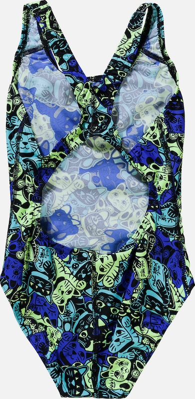 BADEANZUG ADIDAS, GR.152 , blau , neu EUR 24,99   PicClick DE