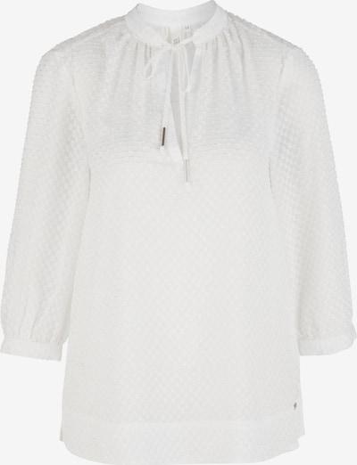 Q/S designed by Blouse in de kleur Wit, Productweergave