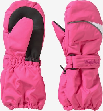 PLAYSHOES Handschuhe in Pink