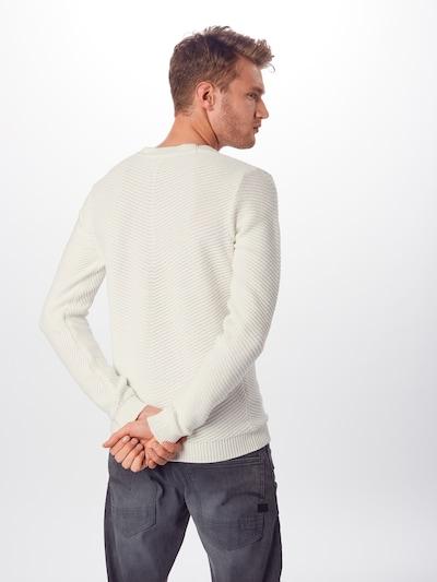 !Solid Džemperis 'Alexian' pieejami gandrīz balts: Aizmugures skats
