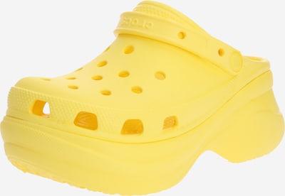 sárga Crocs Klumpák, Termék nézet