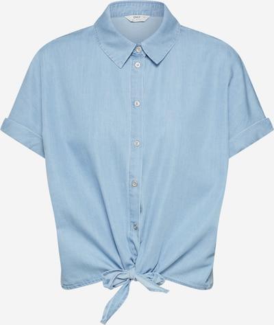 ONLY Bluse 'Milen' in hellblau, Produktansicht