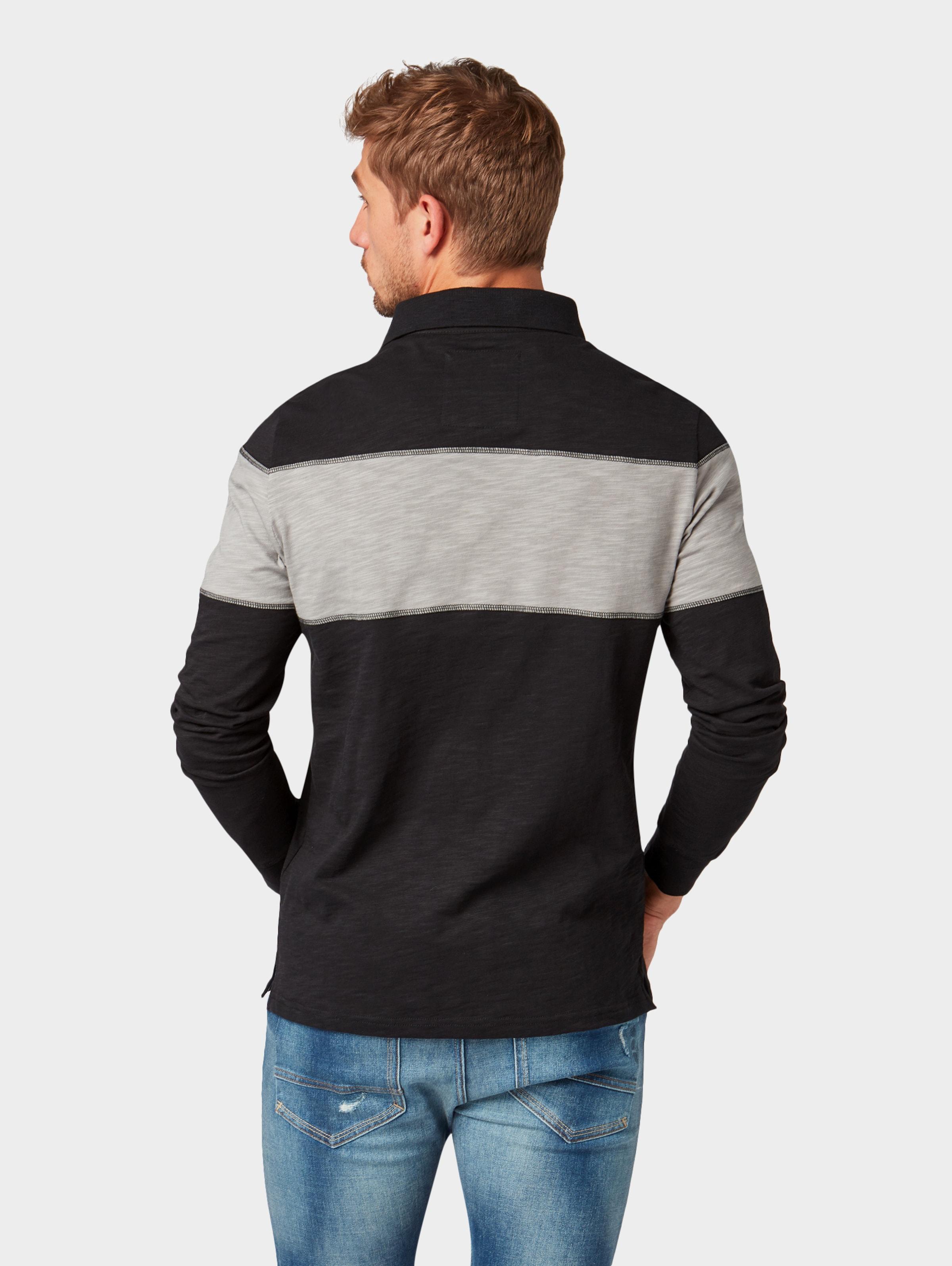 BeigemeliertSchwarzmeliert Tom Tailor Shirt Shirt In In BeigemeliertSchwarzmeliert Tailor Tailor Shirt Tom In Tom deEBCoWxQr