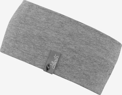 chillouts Stirnband 'Arica' in grau, Produktansicht