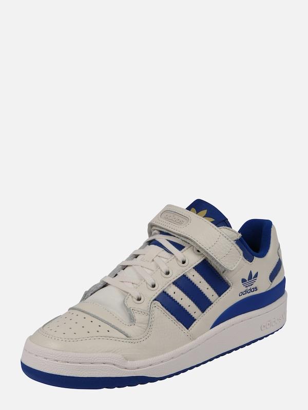 ADIDAS ORIGINALS Sneakers laag FORUM LO blauw wit