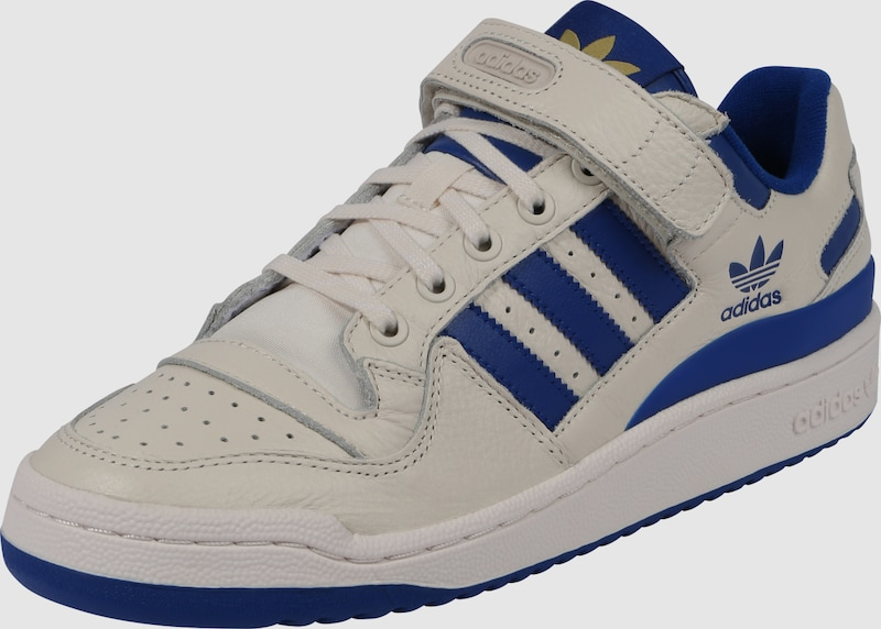 ADIDAS ORIGINALS Turnschuhe 'FORUM LO Leder, Synthetik Markenrabatt
