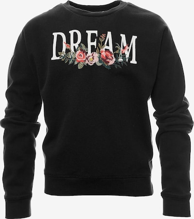 REVIEW FOR TEENS Sweatshirt in schwarz, Produktansicht