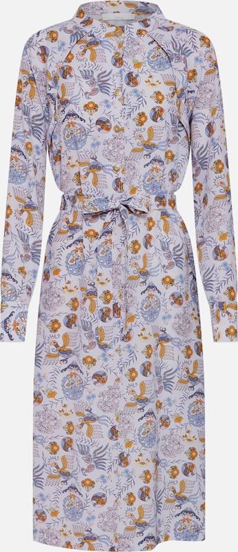En Blanc Postyr Pastel Orange Jaune Robe D'orViolet 34LA5Rjq