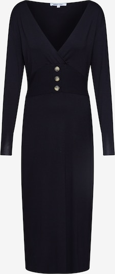 ABOUT YOU Robe 'Christine' en noir: Vue de face