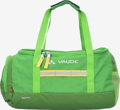 VAUDE Reisetasche 'Snippy' in grün: Frontalansicht