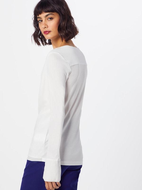 Lezard René T 't401s' Blanc shirt En nwv8mN0