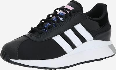 ADIDAS ORIGINALS Sneaker 'SL ANDRIDGE W' in schwarz / weiß: Frontalansicht