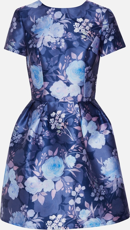 Chi Chi London Kleid 'Zarya' in navy, Produktansicht