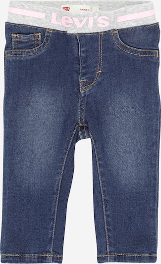 LEVI'S Jeans in blue denim / pink, Produktansicht