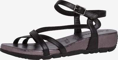 TAMARIS Sandalen met riem in de kleur Zwart, Productweergave