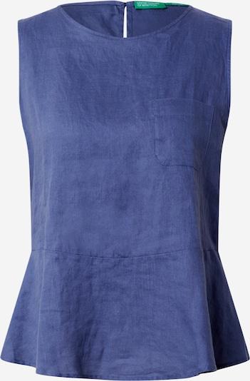 UNITED COLORS OF BENETTON Bluse in rauchblau, Produktansicht