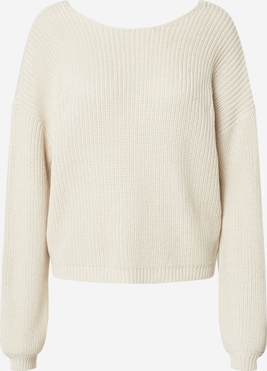 ONLY Pullover 'Xenia' in creme, Produktansicht