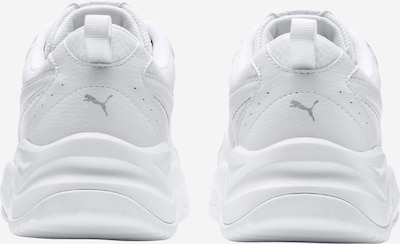 PUMA Sneaker 'Cilia' in weiß: Rückansicht