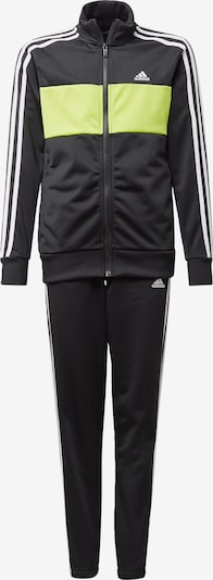 ADIDAS PERFORMANCE Trainingsanzug in schwarz, Produktansicht