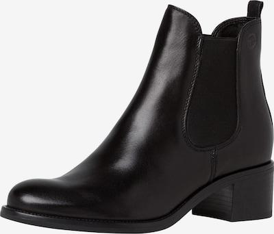 TAMARIS Botki Chelsea w kolorze czarnym, Podgląd produktu