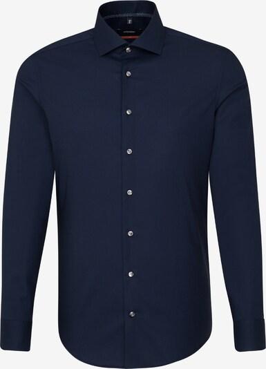 SEIDENSTICKER Hemd in nachtblau, Produktansicht