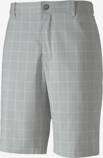 PUMA Short in grau / weiß, Produktansicht