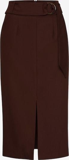 IVY & OAK Skirt in schoko, Produktansicht