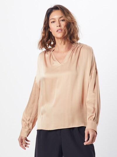 Someday Bluse 'Zabaheta' in rosé, Modelansicht