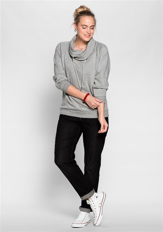 sheego casual Sweatshirt