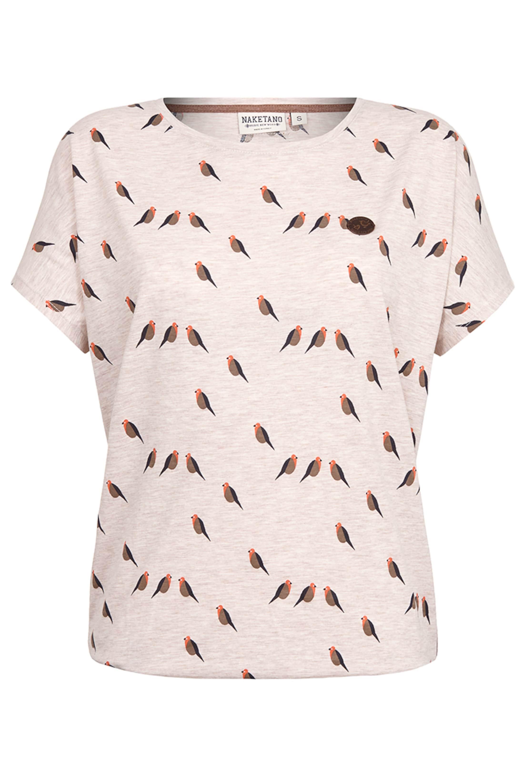 Freies Verschiffen Authentische Sast Zum Verkauf naketano T-Shirt 'Doofmann Girl V' Rabatt Neue Stile 2MPaW6