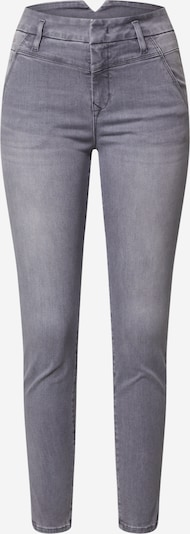 Dawn Jeans 'Organic Power Shaper' i grey denim, Produktvisning