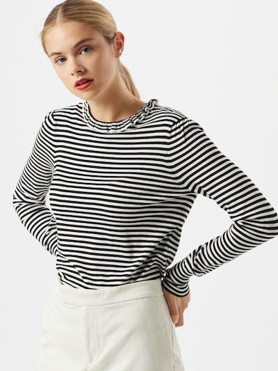 Weekend Max Mara Pullover 'Zodiaco' in schwarz / weiß, Modelansicht