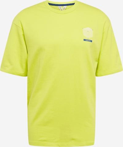 JACK & JONES Shirt 'JCOHEAT' in gelb, Produktansicht
